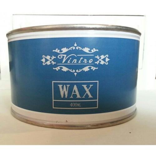 "Vintro Wax ""CLEAR"""